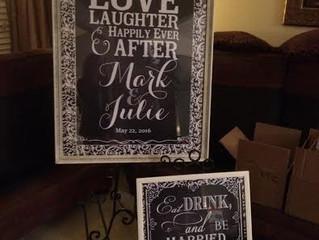 The Wedding of Julie & Mark