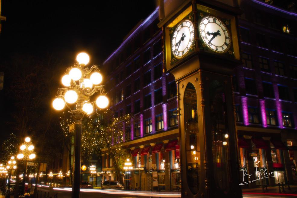 Gas Town, Vancouver/バンクーバー・ガスタウン
