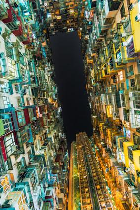Yik Cheong Building, Quarry Bay/モンスタービルディング・クォリーベイ