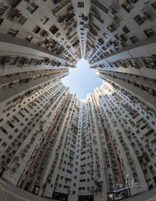 Rua Sul do Patane in Macau/Rua Sul do Patane マカオ