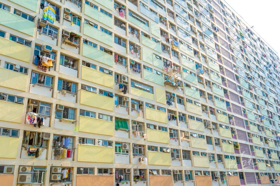 Choi Hung Estate/チョイハンエステート(彩虹村)