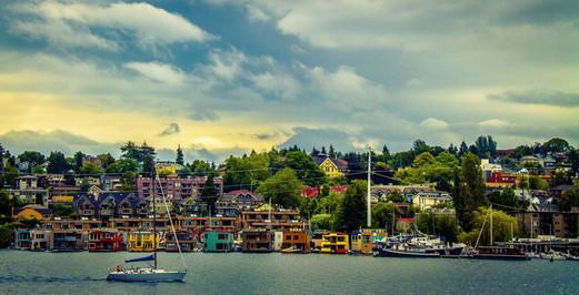 Seattle/シアトル