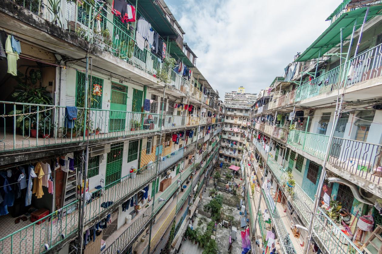 Somewhere in Macau/マカオ