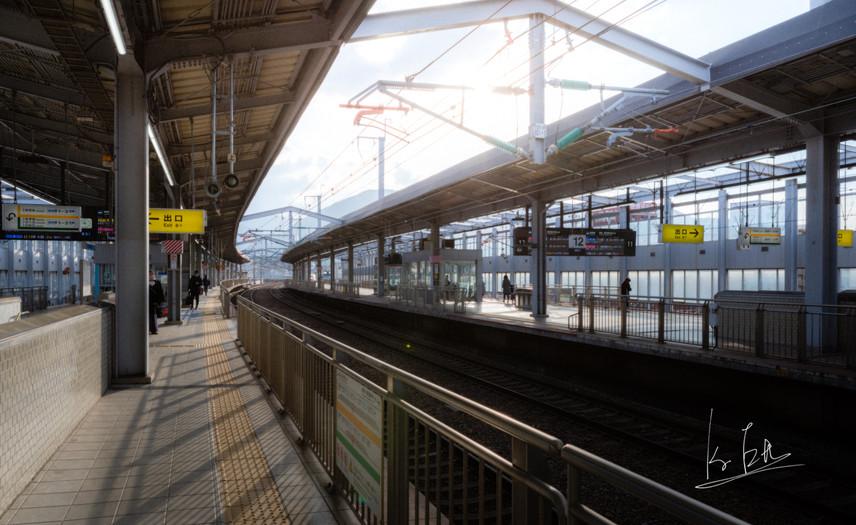 Kokura Station, Kitakyushu City, Fukuoka,Japan