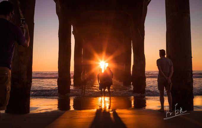 Manhattan Beach, California/カリフォルニア州・マンハッタン・ビーチ