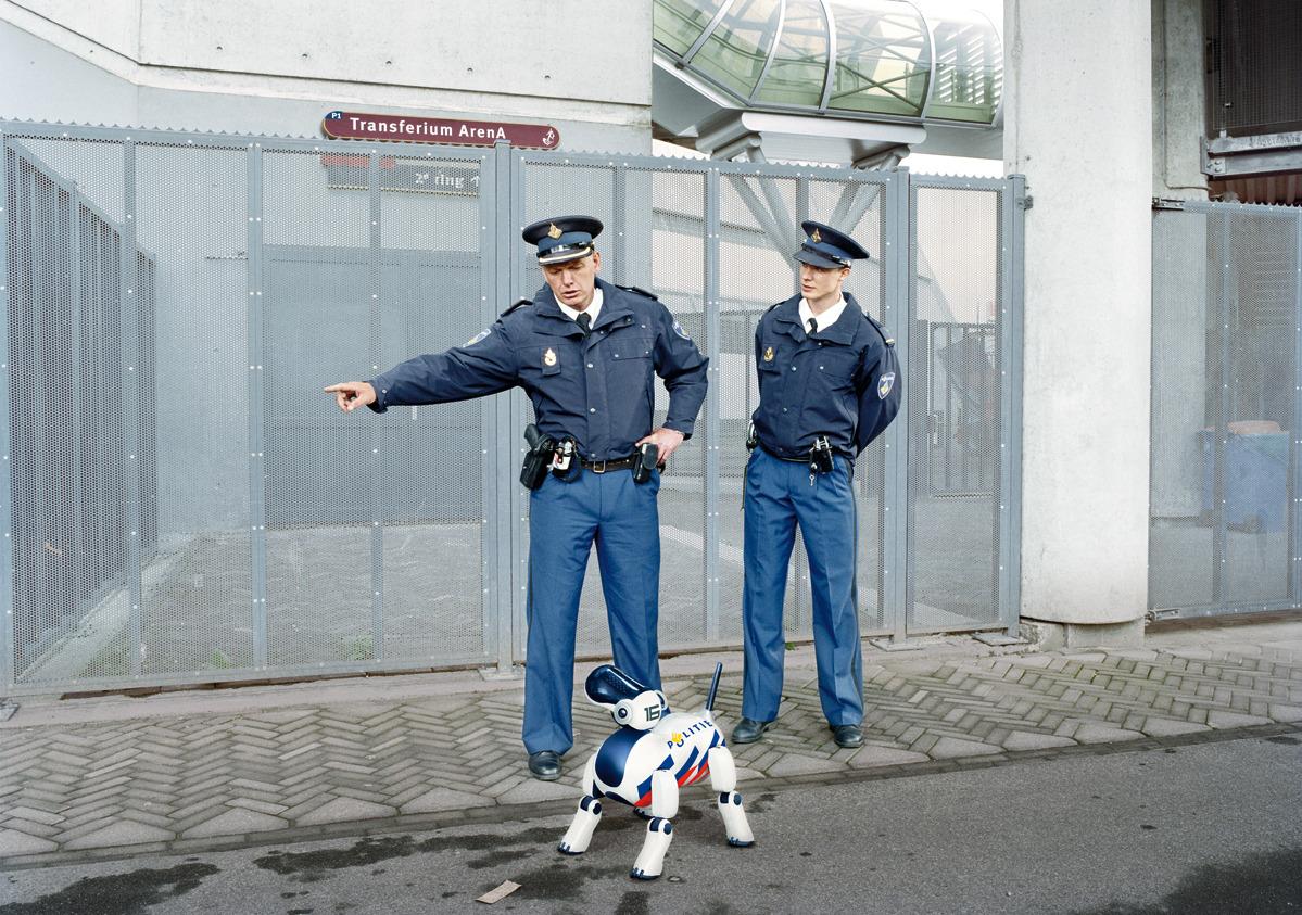 Recruitment Campaign Police