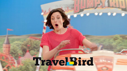travelbird tv commercial rollercoaster