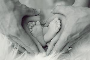 Cadeau de naissance original parents Bonheur