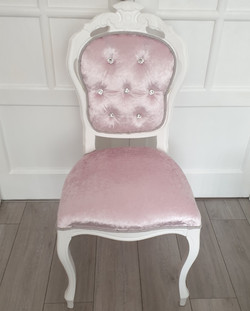 Pretty Princess Chair