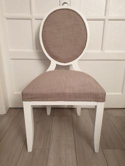 Neutral Salon Chair
