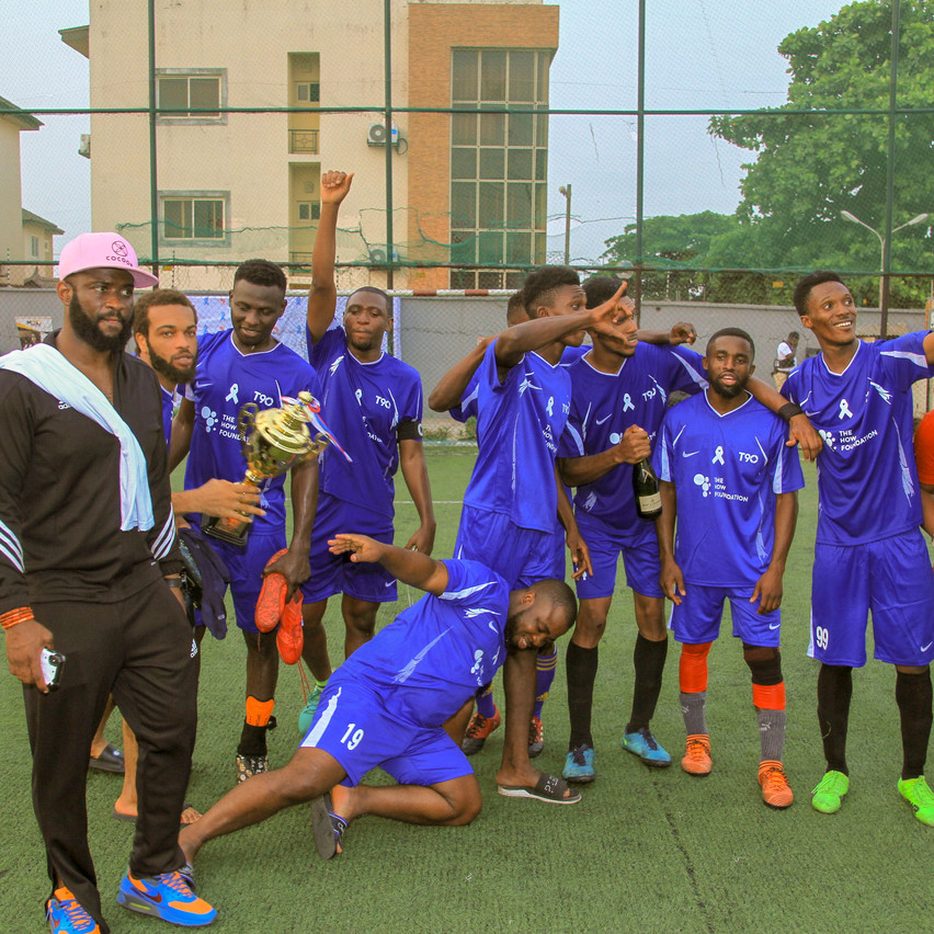 the how foundation nigeria