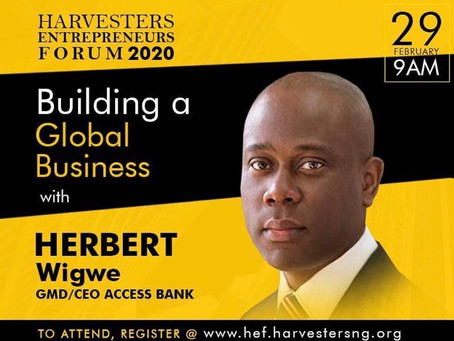 HOW Mentors at the 2020 Entrepreneurs Forum hosted by Harvesters Church