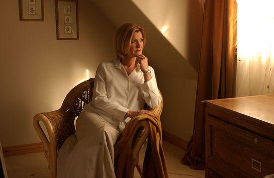 pensive in room