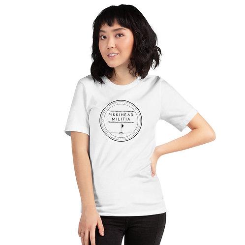 Unisex Pikkihead Militia T-Shirt