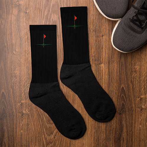 Pikkihead Militia Symbol Socks