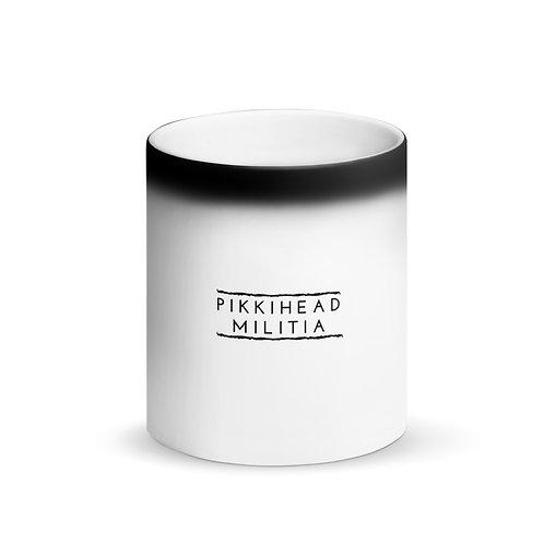 Pikkihead Militia Matte Mug