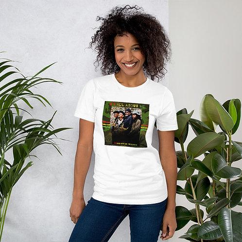 Unisex Album Cover T-Shirt