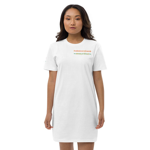 Women's Pikkihead Militia Organic Cotton T-Shirt Dress
