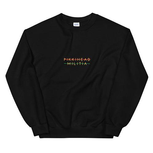 Unisex Pikkihead Militia  Sweatshirt