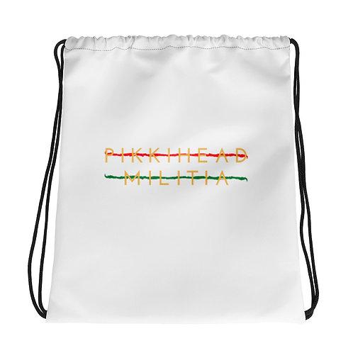 Pikkihead Militia Drawstring Bag