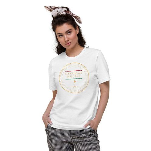 Unisex Pikkihead Militia Organic Cotton T-Shirt
