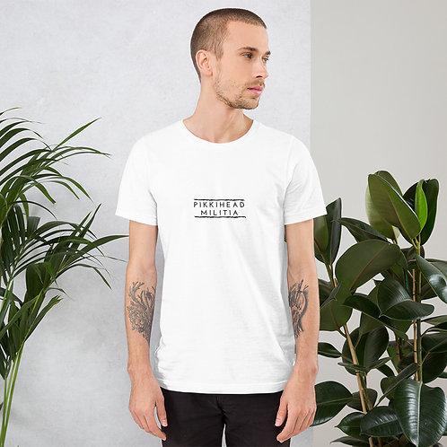 Unisex Pikkhead Militia T-Shirt