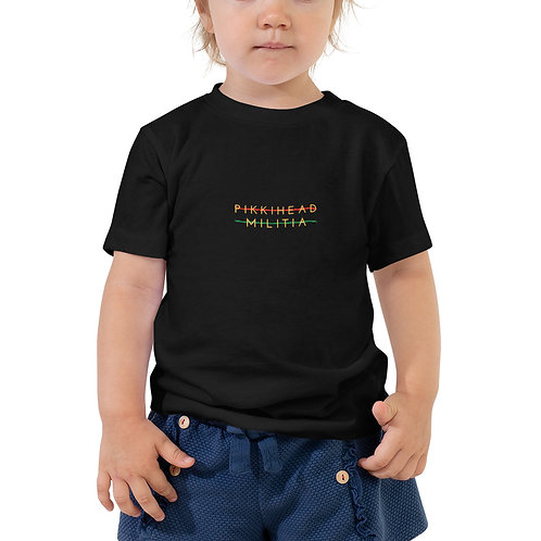 Toddler Pikkihead Militia T-Shirt