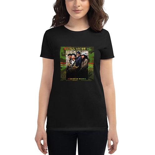 Women's Album Cover T-shirt