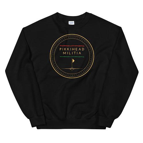 Unisex Pikkihead Militia Logo Sweatshirt