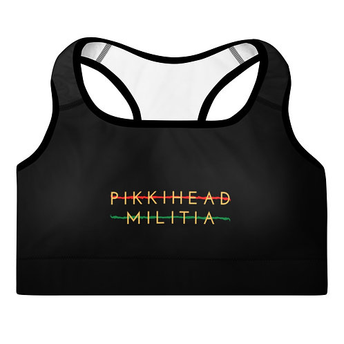 Pikkihead Militia Sports Bra