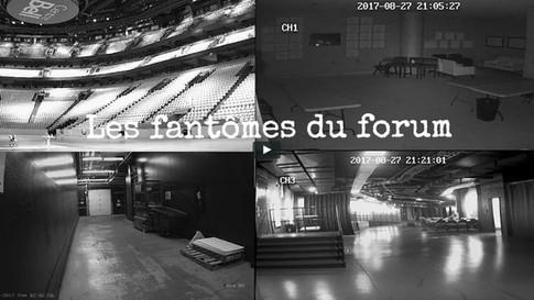 Ghosts Of The Forum (Fantômes Du Forum)