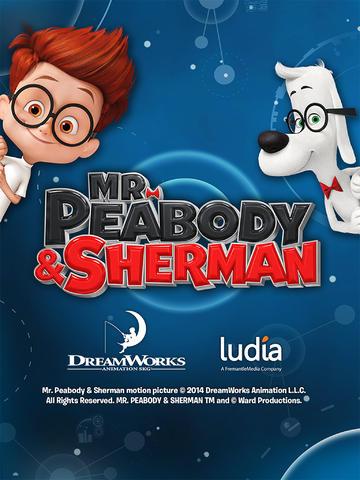 DreamWorks Mr. Peabody And Sherman