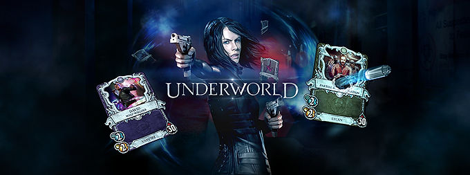 Underworld: The Game is out!