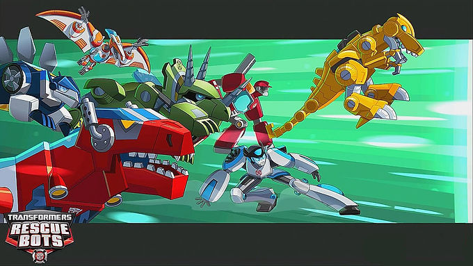 Transformers: Disaster Dash is released!