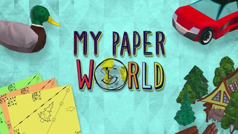 My Paper World | AR Origami