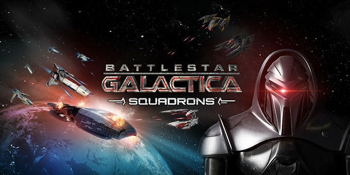 Battlestar Galactica Squadrons is out!
