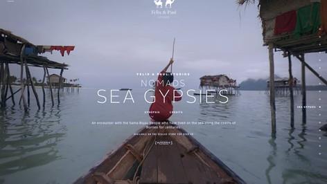 Felix And Paul: Sea Gypsies_Low Res