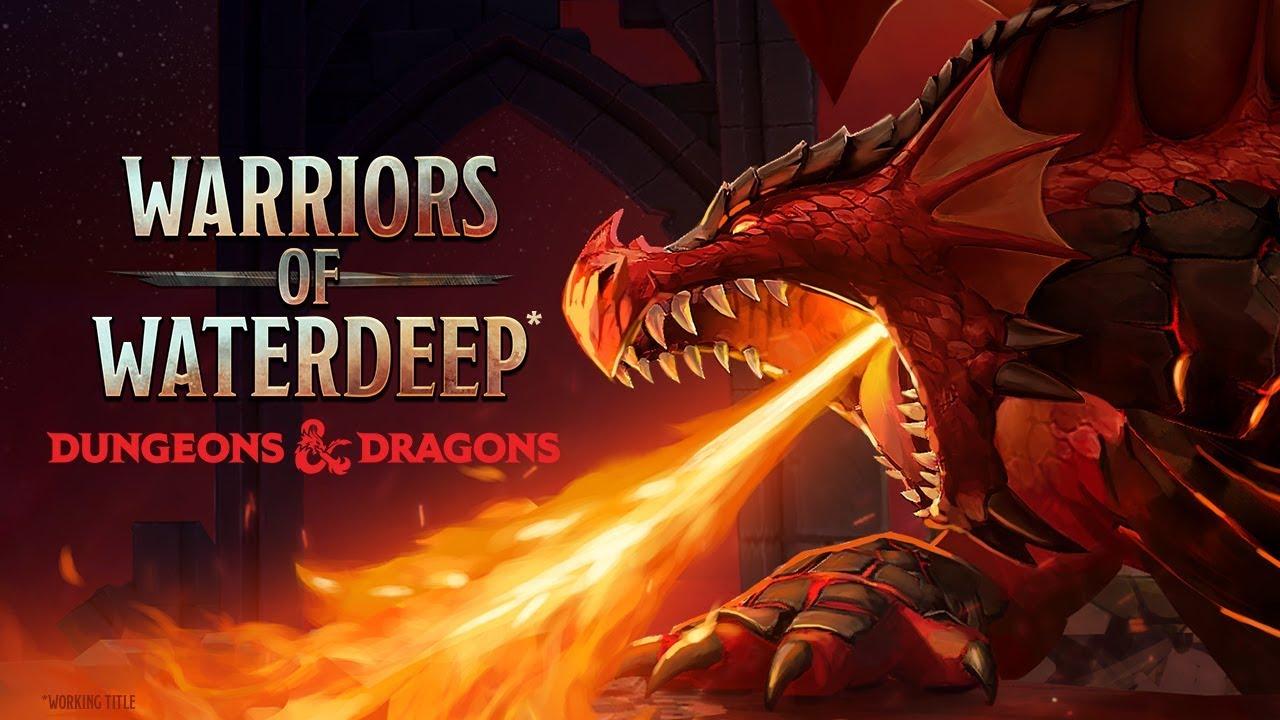 D&D Warriors Of Waterdeep