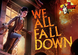 "The last chapter ""We All Fall Down"" is out!"