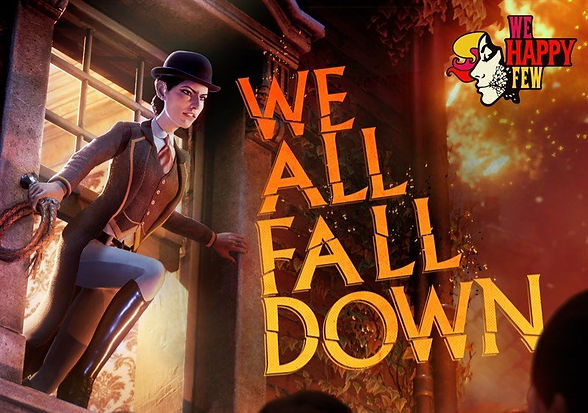 """The last DLC chapter """"We All Fall Down"""" is out!"""