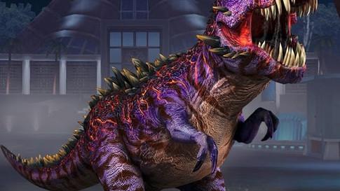 Jurassic World The Game Soundtrack_Boss Raid Omega 9