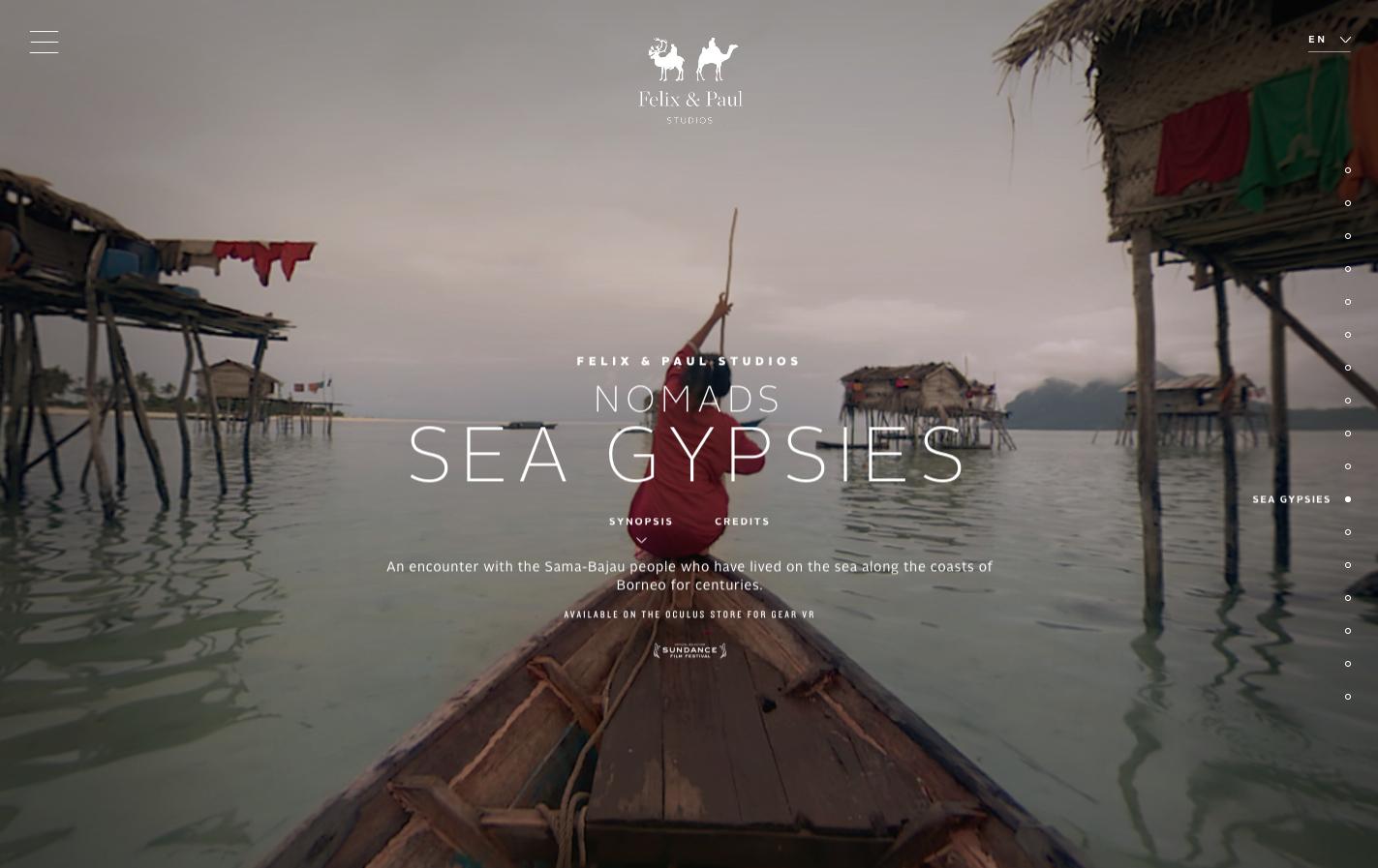 Felix And Paul: Sea Gypsies