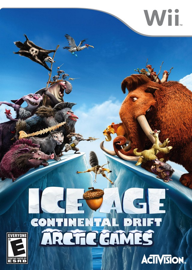 Ice Age Continental Drift:Artic Game