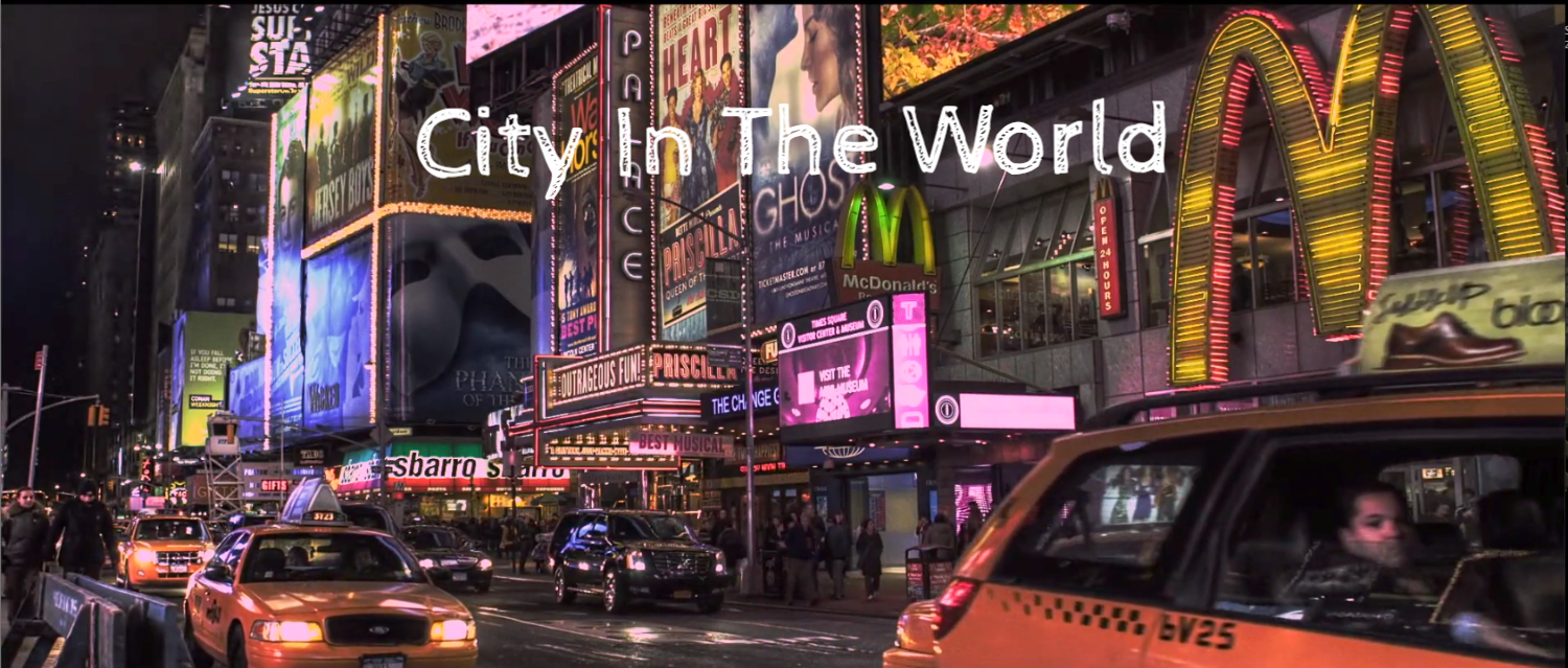 City In The World