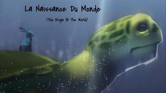 Naissance Du Monde (Origin Of The World): an interactive story!
