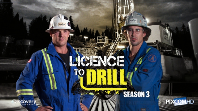 Discovery Channel: License To Drill