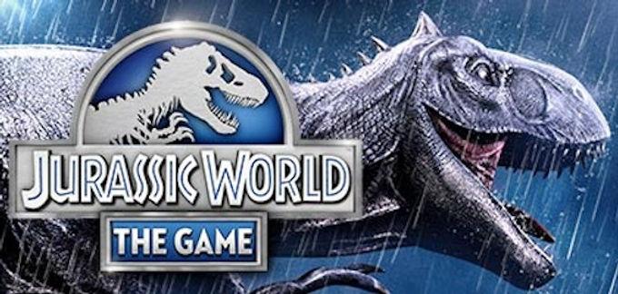 Brand new Jurassic World Update!