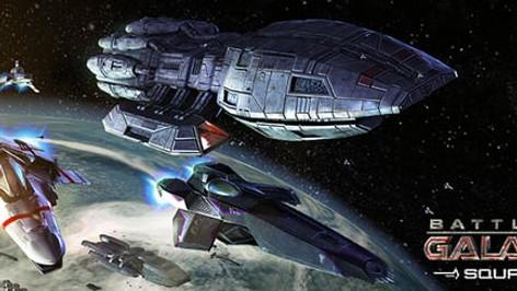 Battlestar Galactica Squadrons Soundtrack_Fleet View