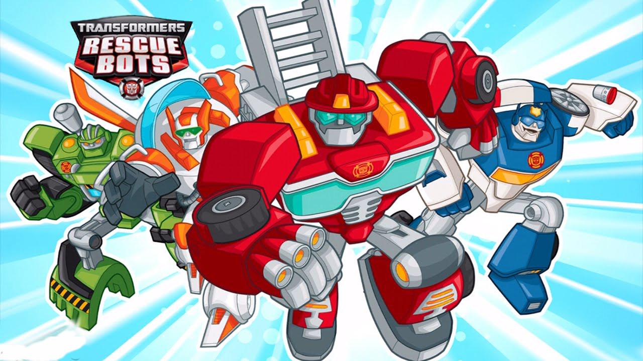 Transformers_Hero Adventures
