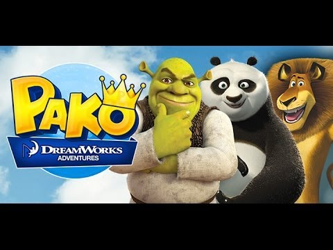 Dreamworks Adventures